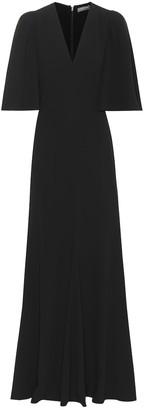 Alexander McQueen Crepe gown