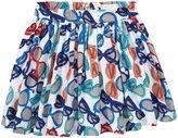 Kate Spade Coreen Skirt (Toddler/Kid) - Sunglass Print-5