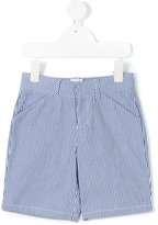 Carrèment Beau - striped shorts - kids - Cotton - 6 yrs