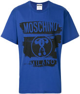 Moschino Question mark print T-shirt