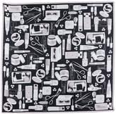 RED Valentino Square scarves - Item 46533186