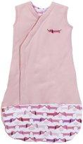 Magnificent Baby SmartBundle Wearable Blanket - Hot Dog Girls-Hot Dog Girls-6-12M