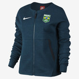 Nike Sportswear Tech Fleece Team Brazil Women's Jacket