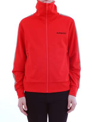 Burberry Sporty Sweatshirt Red