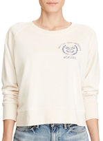 Denim & Supply Ralph Lauren French Terry Graphic Sweatshirt