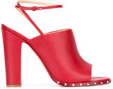 Valentino Valention Garavani Rockstud sandals - women - Leather - 35