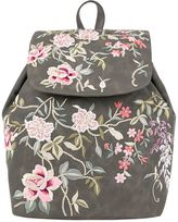 Accessorize Floral Backpack