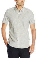 Threads 4 Thought Men's the Mesa Linen Shirt