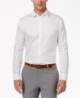 Alfani Collection Men's Grid-Pattern Shirt, Only at Macy's