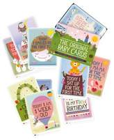 Milestone MilestoneTM Baby Cards Gift Set