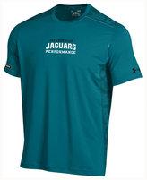 Under Armour Men's Jacksonville Jaguars Combine Authentic Raid Novelty T-Shirt