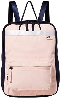 Nike Tanjun Premium Backpack (Black/Black/White) Backpack Bags