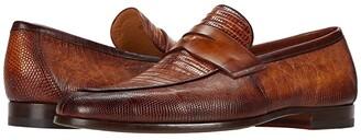 Magnanni Vicente (Cuero Lizard 2) Men's Shoes