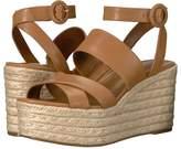 Nine West Kushala Espadrille Wedge Sandal Women's Shoes
