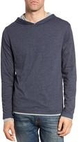 Tailor Vintage Men's Reversible Hooded T-Shirt