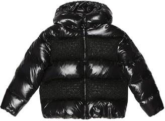 Moncler Enfant Elbe down jacket