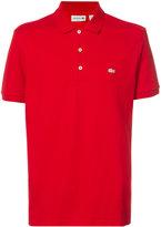 Lacoste slim fit polo shirt - men - Cotton/Spandex/Elastane - S