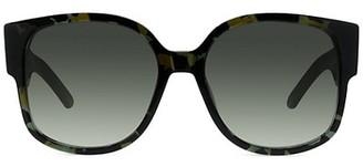 Christian Dior Wildior 58MM Square Sunglasses
