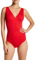 Melissa Odabash Solid One-Piece Swimsuit