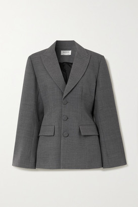 GAUCHERE Ryder Wool Blazer - Gray