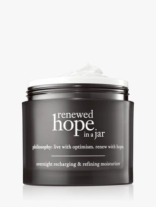 philosophy Renewed Hope in a Jar Night Cream, 60ml