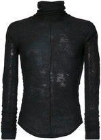 Damir Doma Taut jumper - men - Cotton/Nylon/Virgin Wool - S