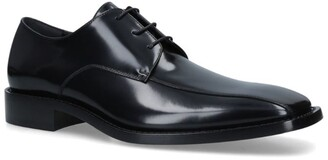 Balenciaga High Shine Derby Shoes
