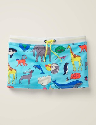 Natural World Swim Trunks