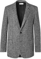 Saint Laurent Slim-Fit Boucle Wool Blazer