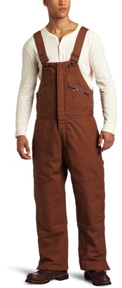 Key Industries Key Apparel Men's Big-Tall Insulated Duck Bib Overall