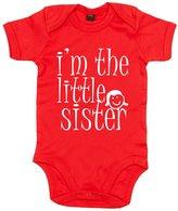 Dirty Fingers, I'm the Little Sister, Baby Bodysuit, 0-3m