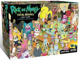 Total Rickall Rick and Morty Cooperative Card Game