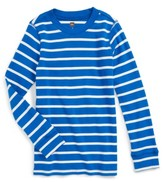 Tea Collection Toddler Boy's Purity Stripe T-Shirt