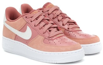 Nike Kids Air Force 1 Valentine's Day sneakers