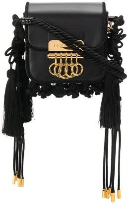 DSQUARED2 Tassel Links Crossbody Bag