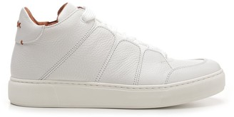 Ermenegildo Zegna Lace-Up Panelled Sneakers