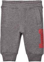 Diesel Grey D Print Baby Pants