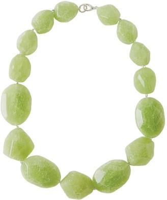 Pietrasanta Italian Hand-Made Statement Necklace