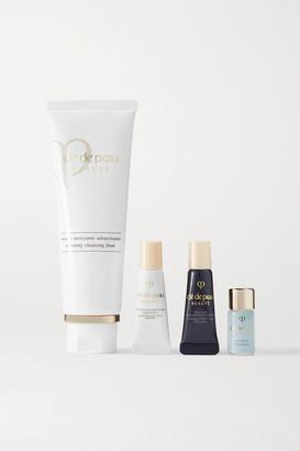 Clé de Peau Beauté Cleanse & Hydrate Collection