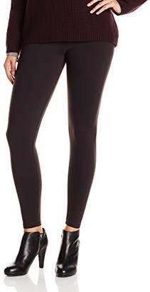 Maidenform Women's Fat Free Dressing - Leggings Shapewear (Black), M