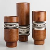 Thai Hill Tribe Vase