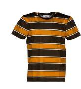 Ami Alexandre Mattiussi Stripe Chest Pocket T-shirt