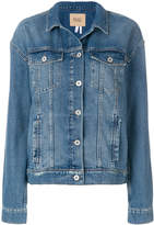 Paige classic fitted denim jacket