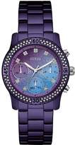 GUESS Gradient Purple Sport Watch