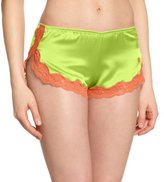 Vannina Vesperini Women's Short - Green -