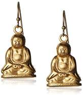 Wendy Mink Buddha Drop Earring