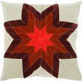 Christina Lundsteen Thelma Square Cotton Velvet Pillow