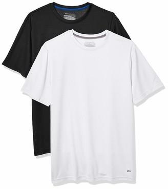 Amazon Essentials Men's 2-Pack Performance Tech T-Shirt