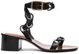 Chloé Leather Miller Sandals