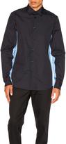 Marni Dry Twisted Cotton Block Shirt